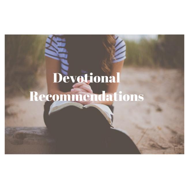 Devotional Recommendations