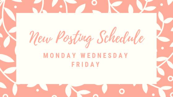 Post Schedule